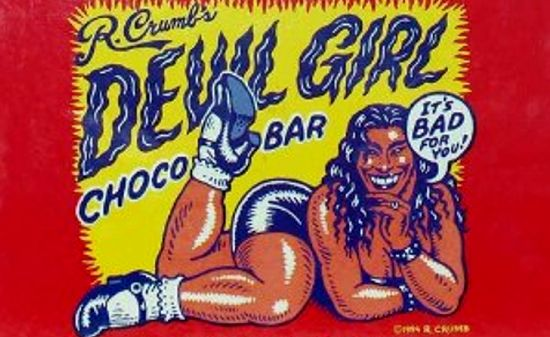 Devil Girl Choco Bars