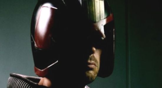 Dredd Movie 2012