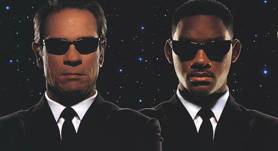 Men In Black Top Ten