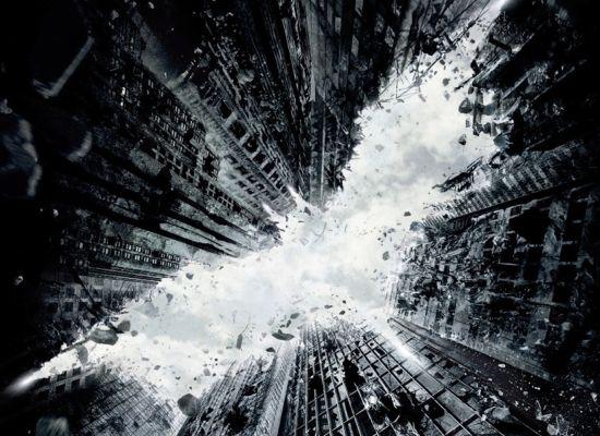 The Dark Knight Rises Movie 2012