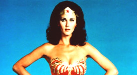 Wonder Woman TV Show Top 10