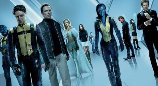 X-Men First Class Top Ten
