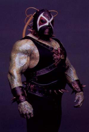 Bane (Batman u0026 Robin) & Iron Man 3: Five Worse Comic Book Movie Villains Than The Mandarin