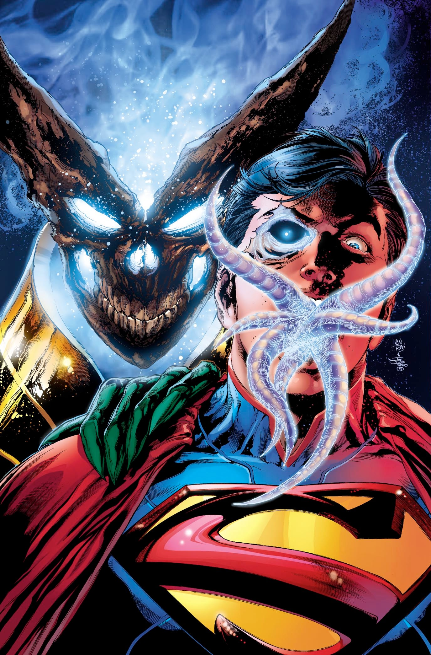 superman crossover originally meant for rob liefeld
