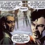 Superman citizenship controversy