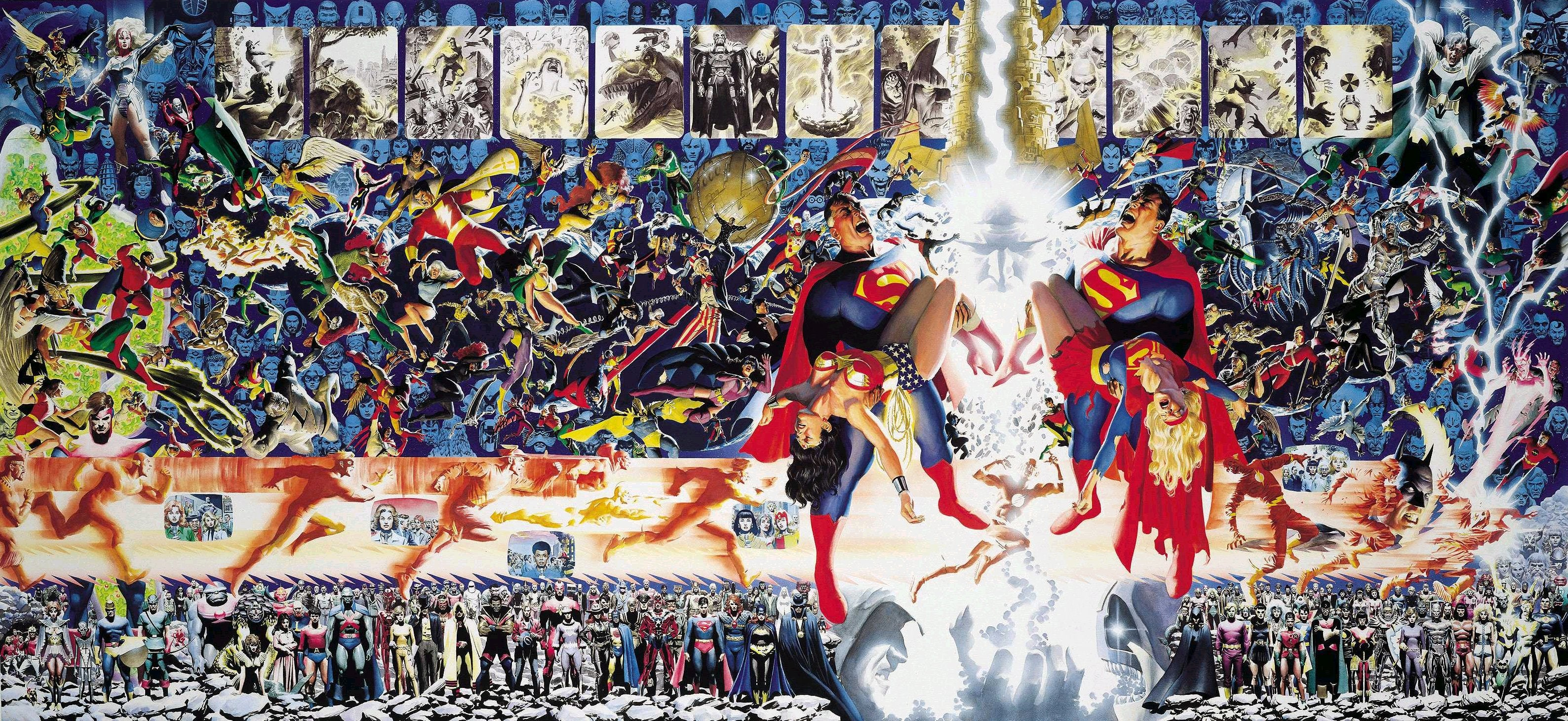 [ZOOM] Flash Family et Speed Force Crisis-on-infinite-earths