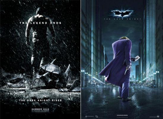 Bane vs Joker. Palabra de Tom Hardy