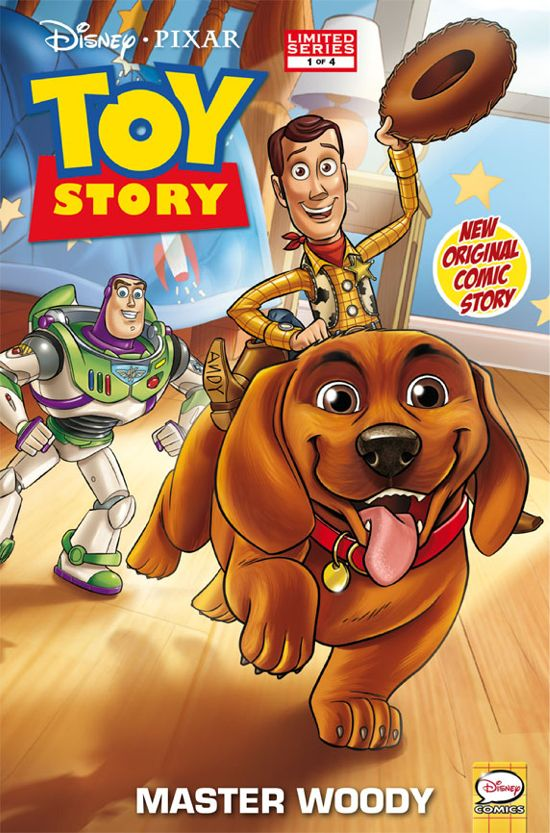 Disney Comic Books Toy Story Comic Book
