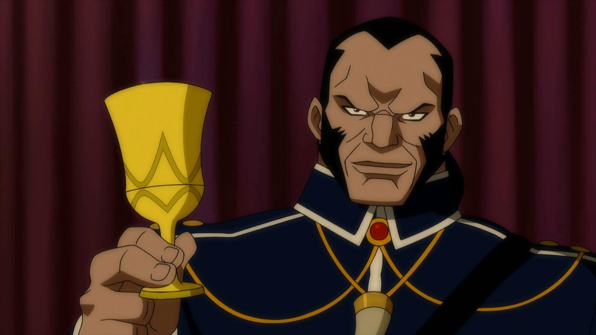 [TV] DC's Legends of Tomorrow - Hawkman e Vandal Savage escolhidos! JLD_2