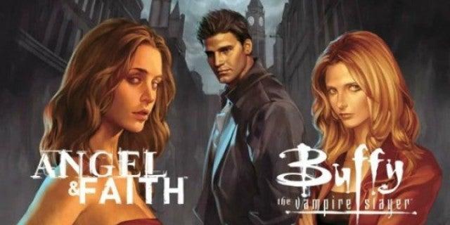 Buffy, Angel and Faith Season 9