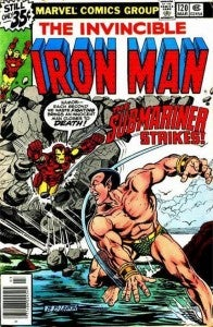Iron Man 3 Sub-Mariner villain