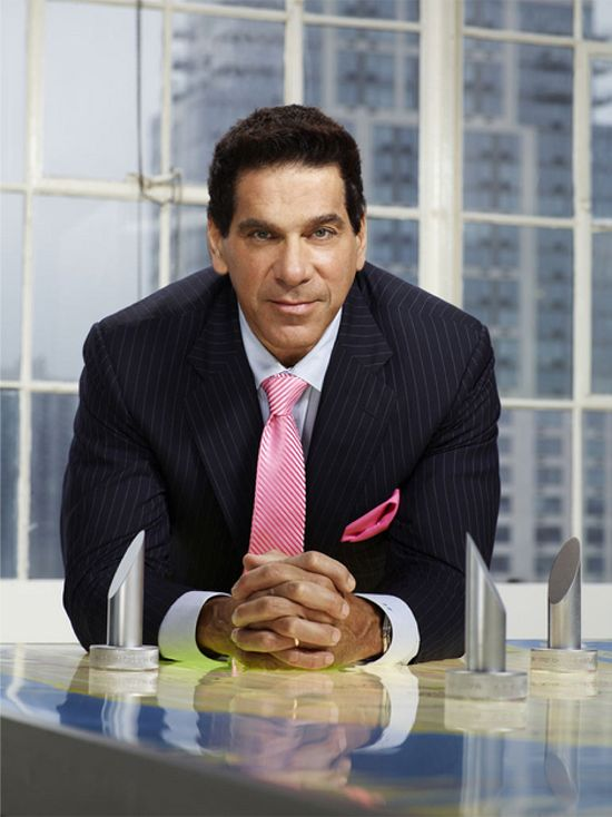 Lou Ferrigno on Celebrity Apprentice - 110% - YouTube