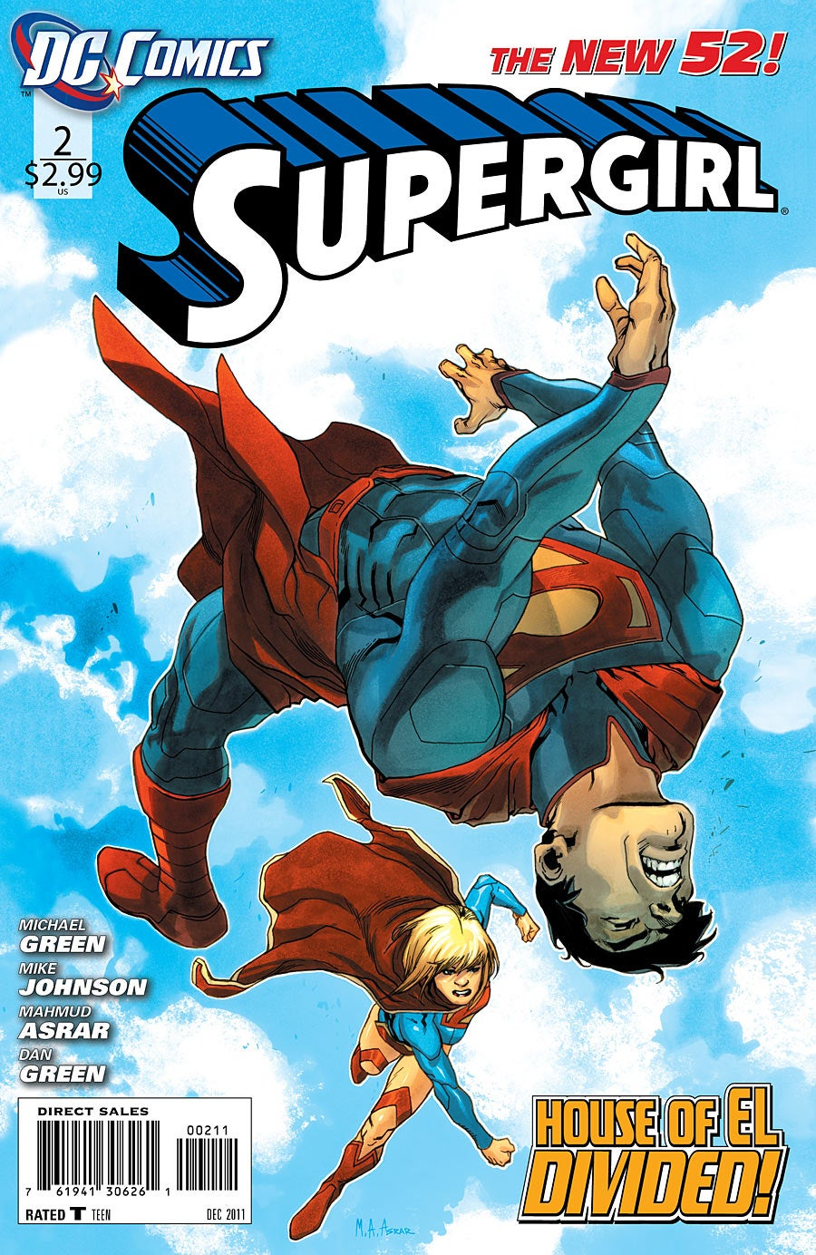 superman family crossover planned for summer 2012