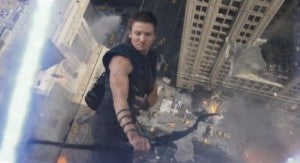 Avengers Hawkeye Who?