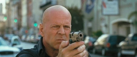 Die Hard's Bruce Willis Won't Talk About Sin City: A Dame to Kill For