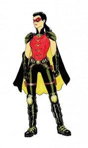 Robin The Girl Wonder
