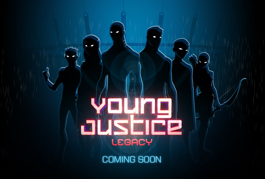 Young Justice: Legacy Video Game Trailer Released