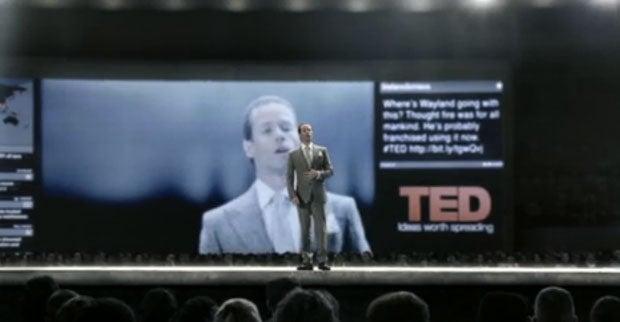John Carter, Prometheus Take the TED Talk Stage