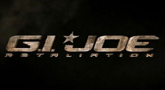 GI Joe Retaliation 2012
