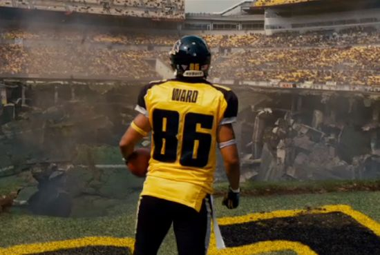 Hines Ward Dark Knight Rises Curse