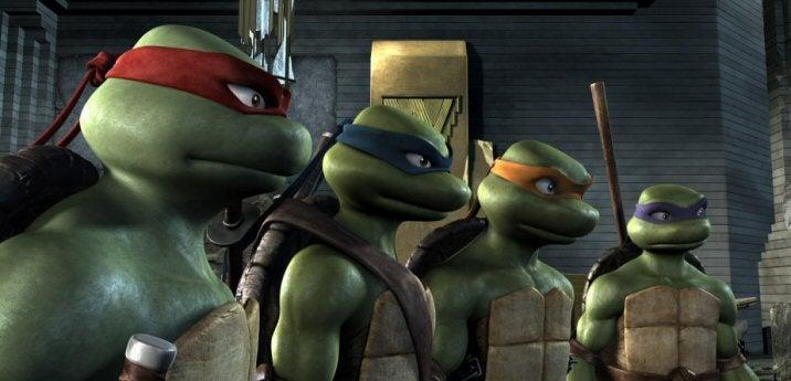 Teenage Mutant Ninja Turtles Star Feldman In Communication With Bay For Ninja Turtles
