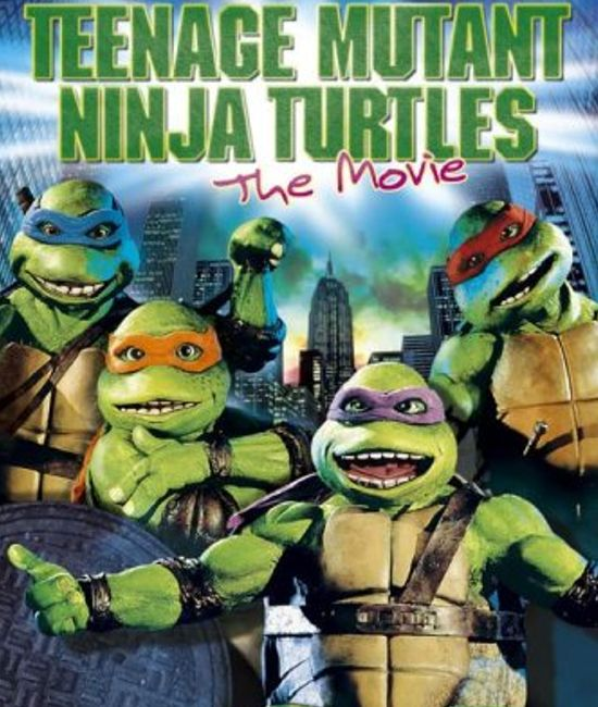 turtles ninja film