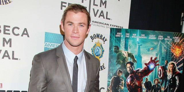 Marvel Studios Presents Marvels The AVENGERS Closing Night of The Tribeca Film Festival