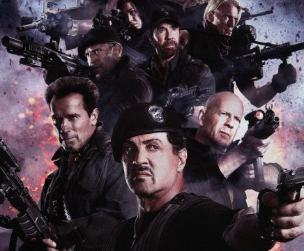 Expendables 3 In Talks With Jackie Chan, Wesley Snipes and More