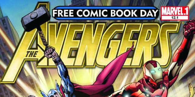 Free Comic Book Day Avengers