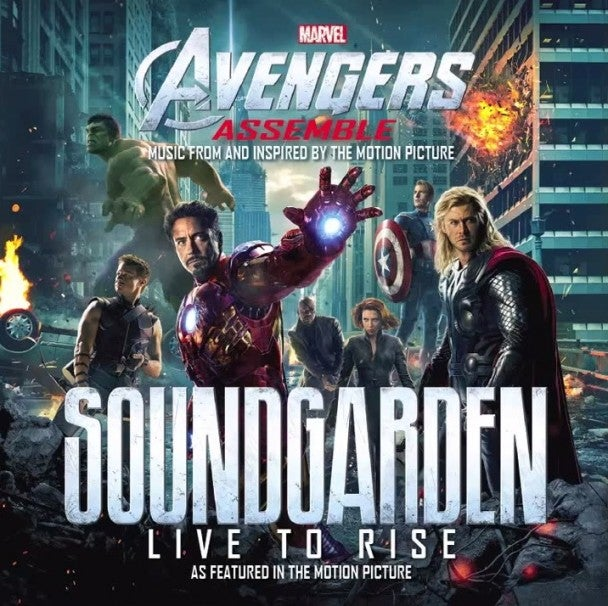 MP3 OF THE DAY: Soundgarden's New Single – Live To Rise – Endless