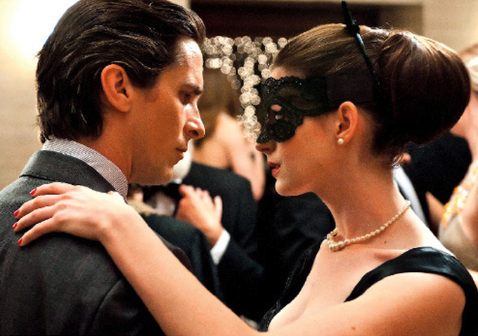 The Dark Knight Rises' Anne Hathaway Marries