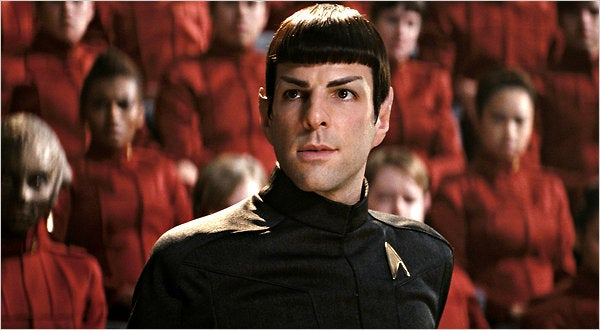 No Star Trek TV Show Until At Least 2014