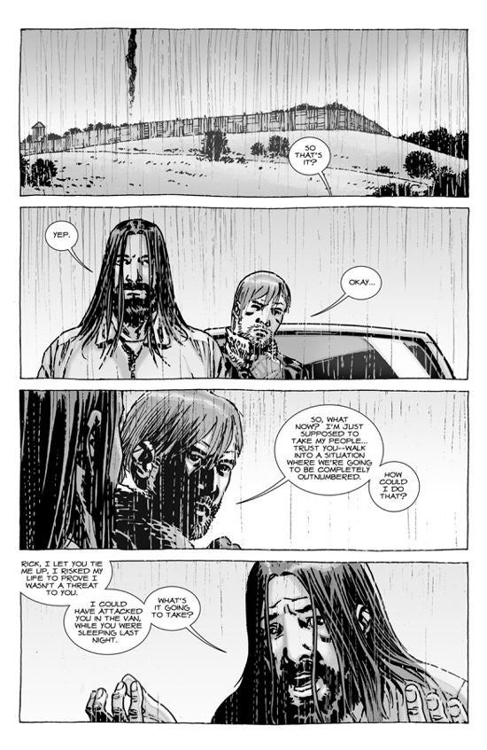 The Walking Dead #95 Page 1