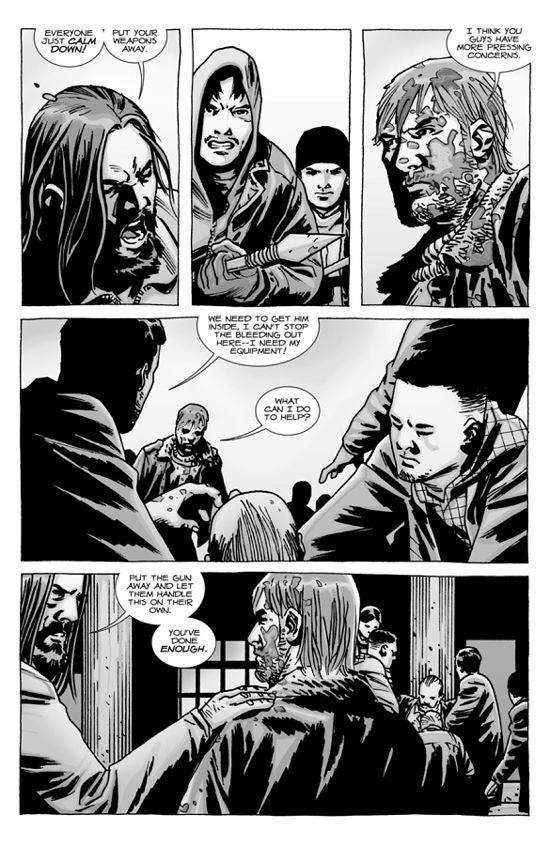 The Walking Dead #96 Page 3