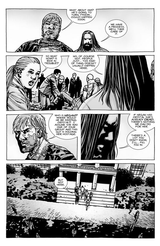 The Walking Dead #96 Page 4