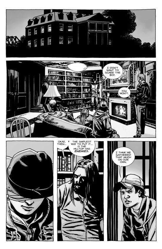 The Walking Dead #96 Page 5