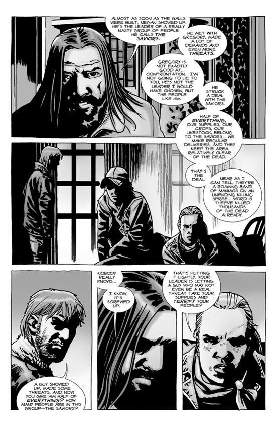 The Walking Dead #96 Page 6