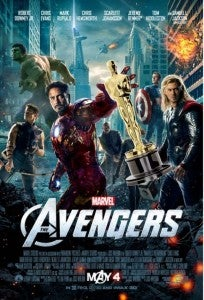 Avengers Best Picture Academy Award