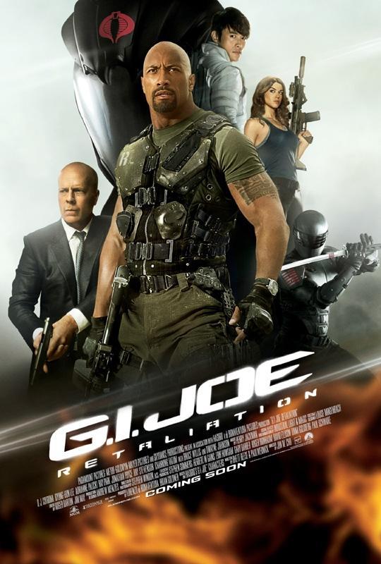 G.I. Joe: Retaliation Pushed to 2013, Seth MacFarlane's Ted Moved Up