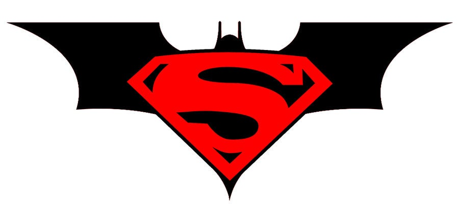 Superman Batman Spiderman Logo Images amp Pictures Becuo