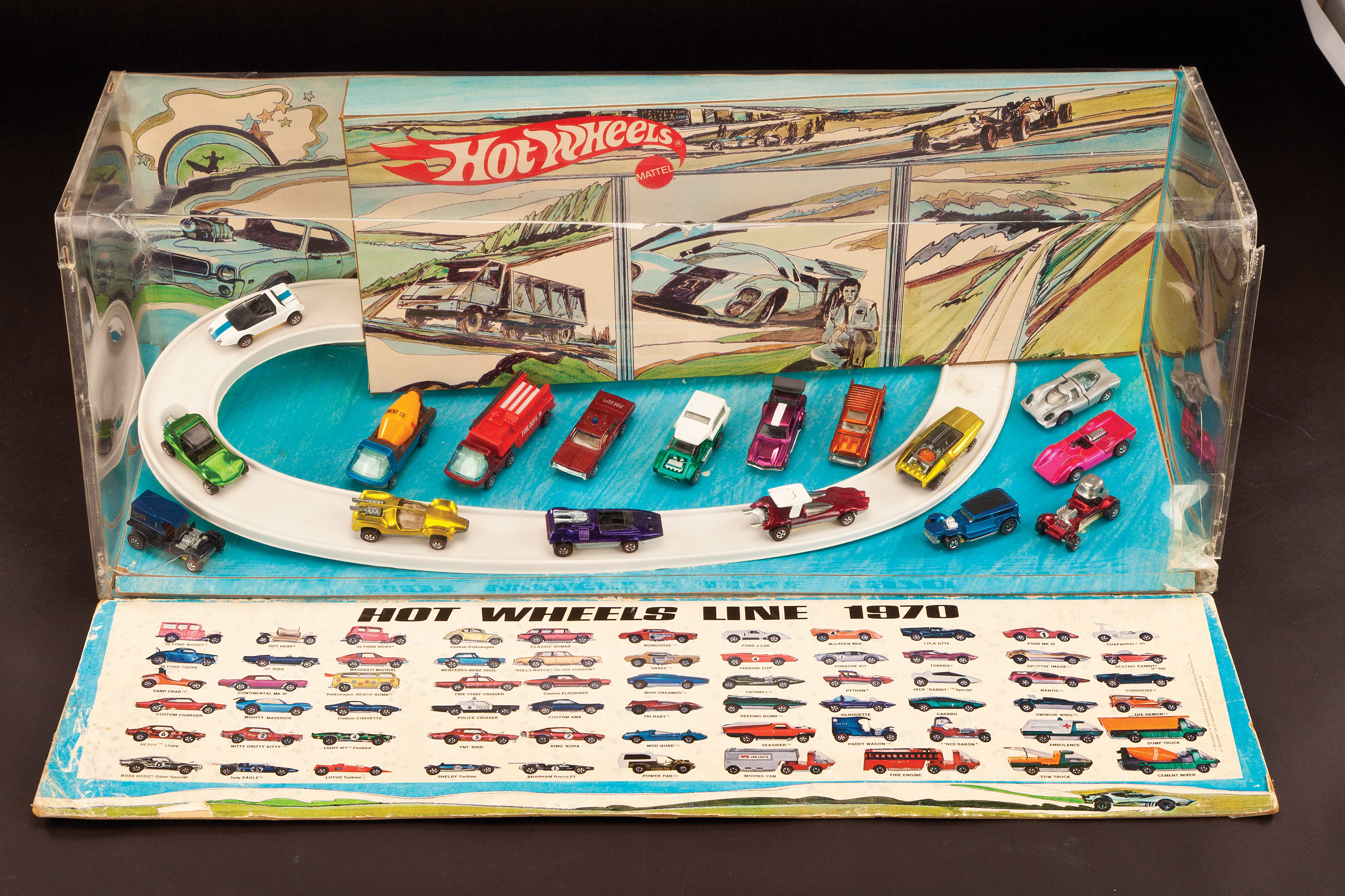 GI Joe And Hot Wheels Headline Massive Vintage Toy Auction