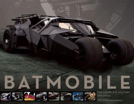 Batmobile : The Complete History Batmobile-complete-history