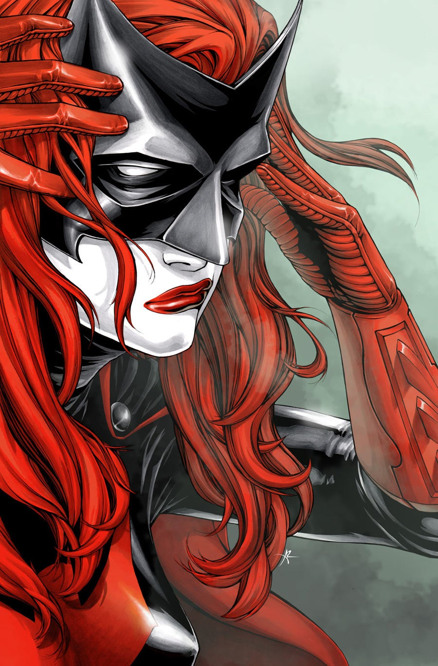 Is batwoman gay
