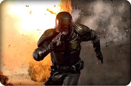 Dredd Trailer Debuts on G4