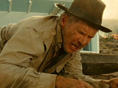 Harrison Ford Open to Returning to Indiana Jones