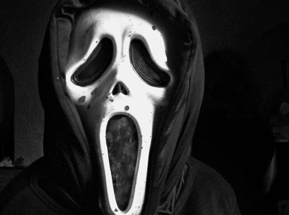 Scream TV Series In the Works at MTV