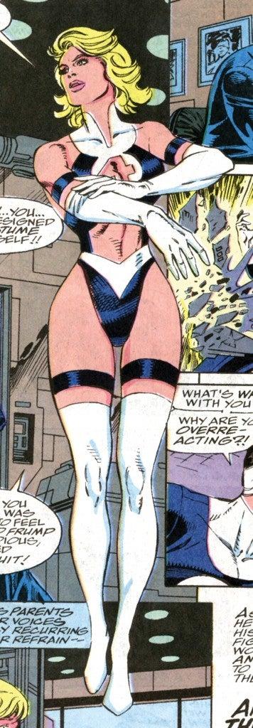 hot slutty superhero porn