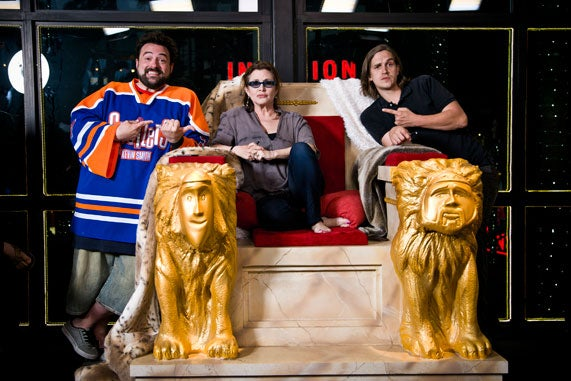 Kevin Smith's Spoilers: A Strong Debut
