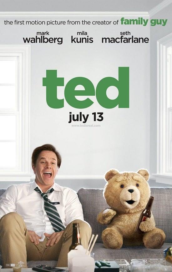 Seth MacFarlane's Ted, Magic Mike Heading for $50 Million Weekend