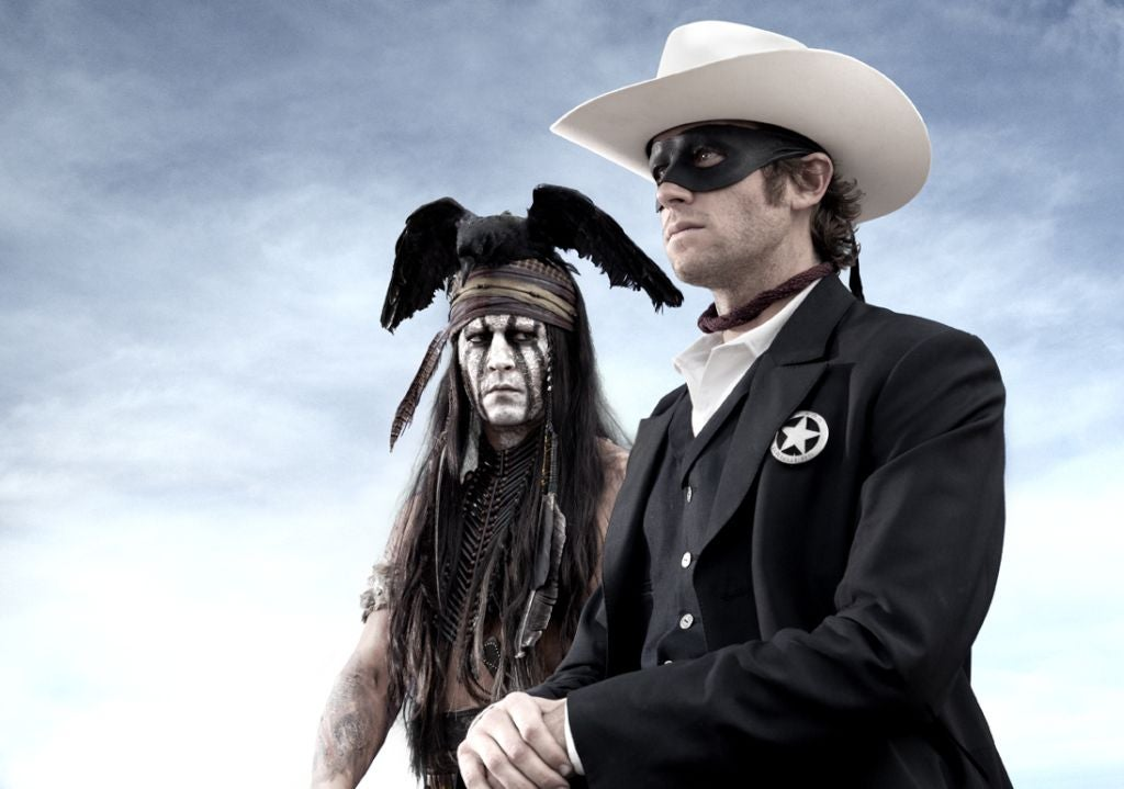 Lone Ranger Star Armie Hammer Compares Failed Justice League Movie to Star Trek